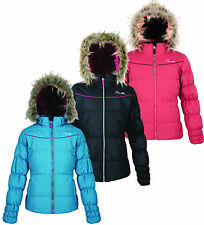 Dare2b Emulate Ski Jacket Girls Waterproof Insulated Coat
