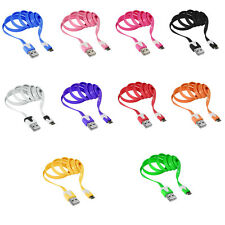 Micro USB Data Charger Charging Cable Wire Lead for Samsung HTC Sony LG Nokia