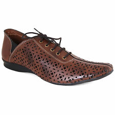 FBT Men's 16430 Brown Casual Shoes
