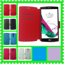 COVER CUSTODIA PER LG G4 H815 ECO PELLE
