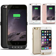 10000mAh External Battery Power Pack Backup Charger Case For Apple iPhone 6 6S