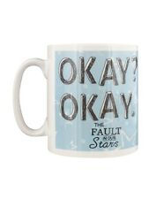 The Fault In Our Stars Okay? Okay. Mug - NEW & OFFICIAL