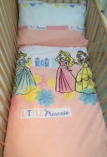 Disney Princess Bedding Set for Cotbed
