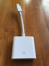 Genuine Apple A1305 Apple Mini Display Port to DVI-D Dual Link Cable Adapter
