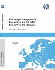 Navigation CY V13 2016 for Volkswagen RNS 510/810, Skoda, Seat Free Shipping