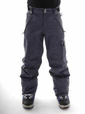 Protest Skihose Snowboardhose Brice grau 10K Schneefang