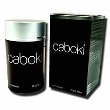 Caboki Hair Loss Fibres 25g -Instant Hair in Seconds FASTEST SHIPPING ON EBAY!