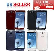 Samsung Galaxy S3 III 16GB GT-I9300 Unlocked Red/White/Black/Blue New Other A+