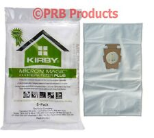 Kirby Hepa Filter MicroAllergen PLUS Vacuum Bag Universal Avalir Sentria Diamond