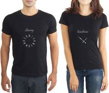 Couple tshirts Couples tshirt - Sharing Goodtimes from Lacrafters