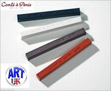 Conte a Paris Sketching Carre Crayon Set of 2 Artists Drawing Colours