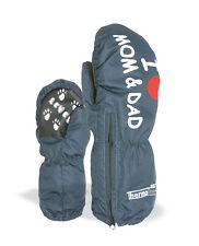 Level Mitaine Gants de ski Gant Kiddy mitaine blau Thermoliner