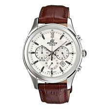 Casio Analog Business Edifice  Silver JAPAN Mens Watch EFR-517L-7A