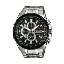 Casio Analog Business Edifice  Silver JAPAN Mens Watch EFR-549D-1A8