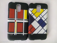 Smart Fashionable Patterned Silicone back case for Samsung Galaxy S5