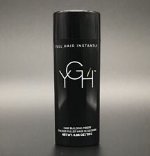 YGH Instant Hair Building Fibres- Natural Keratin Protein Hair Thickener 28g