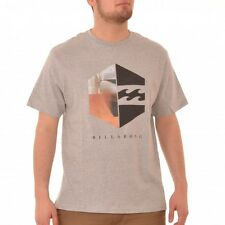 Billabong Hexxa Tee T-Shirt Shirt T-Shirts Grey Heather Grau S1 SS10 BIP5