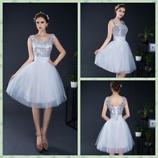 Formal New Prom Dresses Evening Skirt Short Wedding Party Ball Gowns in Stock