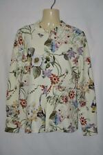 BNWT STUNNING FLORAL PRINT ZARA WOMAN COLLARED TUNIC TOP BLOUSE UK SMALL 8 10