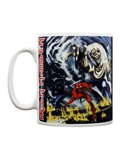 Iron Maiden Number Of The Beast White Mug