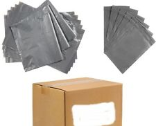 NEW Strong Grey Plastic Mailing Post Poly Postage Bags with Self Seal 5 SIZES UK