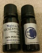 MYSTIC MOMENTS 100% PURE ESSENTIAL OIL