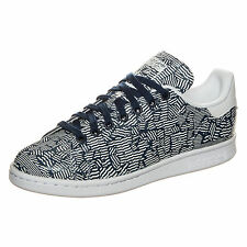 adidas Originals Stan Smith Sneaker Damen Blau NEU
