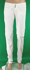Jeans Donna Pantaloni MET Angel Regular Fit Made in Italy C608 Tg 27 31
