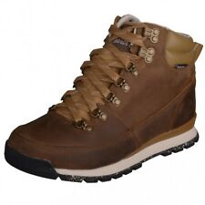 The North Face Back To Berkeley Boot Lederschuh Schuhe Wanderschuhe braun dijon