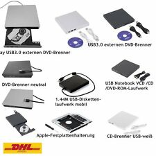 DVD±RW DVD-RAM CD Brenner Slim USB extern Laufwerk CD Brenner Notebook Laptop &7
