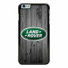 Land Rover Wood Logo Case for Iphone 4,5,5c,6 Samsung Galaxy Edge HTC ONE