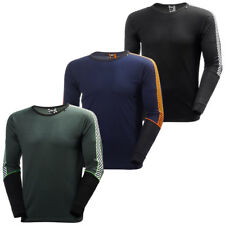 Helly Hansen 2016 Mens HH Dry Stripe 2 Crew Long Sleeve Tee T Shirt Top