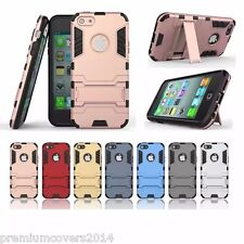 Robot Defender Iphone 7 Back Case cover + KickStand + Dual Shield
