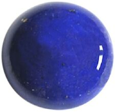 Natural Extra Fine Blue Lapis Lazuli - Round Cabochon - Afghanistan - Extra Fine