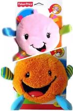 2 x Brand New Fisher Price Giggle Gang Interactive Plush Toys Baby Toys