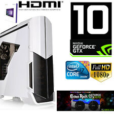 Gamer PC Intel I7 6700K 4x4,20Ghz-32GB-Nvidia GTX1070 8GB GAMEROCK-256GB M.2-1TB