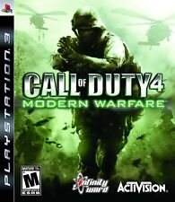 CALL OF DUTY 4: MODERN WARFARE - PS3 - VERY GOOD CONDITION