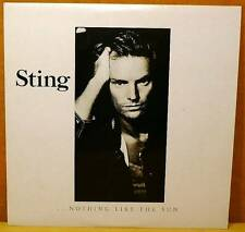 STING …Nothing Like The Sun 2LP-Album-Set A&M Records 393912-1 Greece 1987
