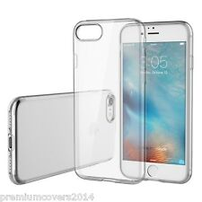 Ultra thin Crystal Clear Soft TPU rock case for Apple iPhone 5,5S,SE,6,6S,6+,7