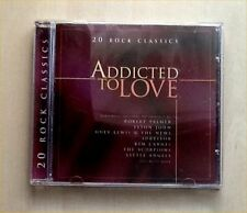 Addicted To Love - 20 rock classics CD Album (1997) excellent condition