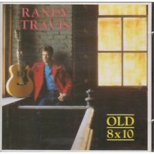 RANDY TRAVIS Old 8 X 10 CD 11 Track (9254662) GERMAN Warner Bros 1988