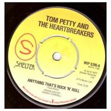 """TOM PETTY AND THE HEARTBREAKERS Anything That's Rock N Roll 7""""  B/w Fooled Again"""