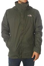 Giacca 3 in 1 The North Face Evolve II Triclimate jacket felpa pile verde milita