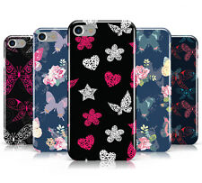 BUTTERFLY PATTERN COLLECTION HARD MOBILE PHONE CASE COVER FOR APPLE IPHONE 7