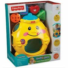FISHER PRICE INFANT COOKIE SHAPE SURPRISE