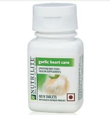 Amway NUTRILITE Garlic Heart Care 60 Tablets Pack