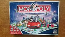 Monopoly Game The Here & Now  Limited Edition