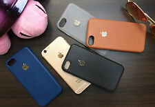 """*PREMIUM*Ultra Silm Soft PU Rubberised Back Cover Case For Apple iPhone 7 (4.7"""")"""