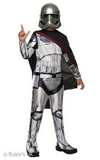 Boys Disney Star Wars Stormtrooper Commander Costume Boys White TV and Film Cost