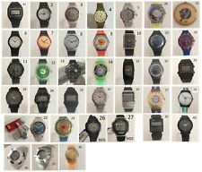 Orologio Watch Vintage SWATCH - TIMEX - CASIO - ACCURIST ++++ Quartz Reloj